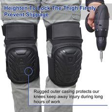 knee, Adjustable, Jardinería, workkneepad