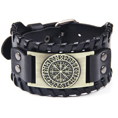 Steel, Wool, Wristbands, Pirate
