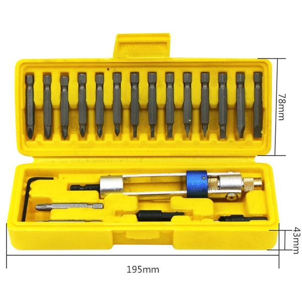 multifunctiondrillbitset, Kit, drillflipdrivekit