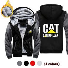 Hoodies, hooded, Winter, Coat