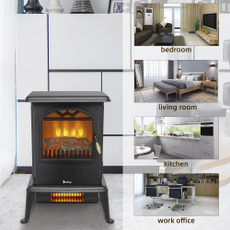 remotecontrolfireplace, Electric, smallroomfireplace, heaterstove