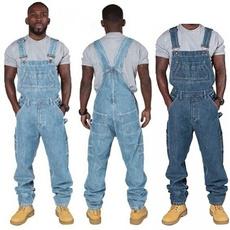 men jeans, Plus Size, Spring/Autumn, men trousers