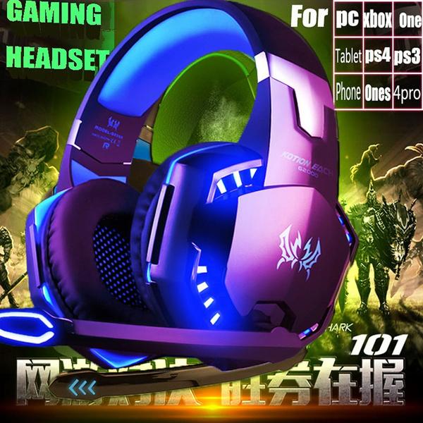 Gaming, Video Games, led, gamingheadset