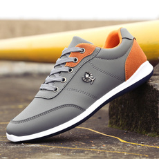 casual shoes, Sneakers, Outdoor, leather shoes