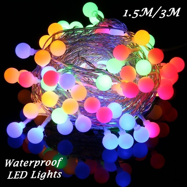 Outdoor, led, Home Decor, Colorful