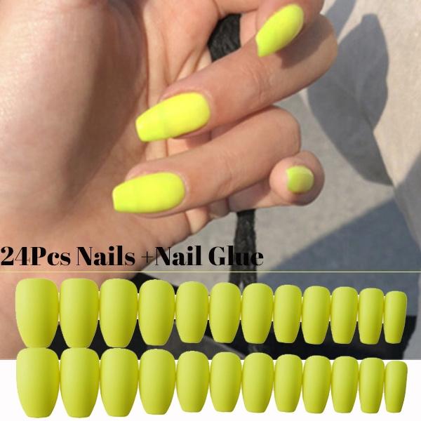 nail decoration, fakenailtip, Fake Nails, nail tips