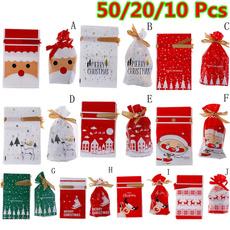 elk, Christmas, Regalos, Comida
