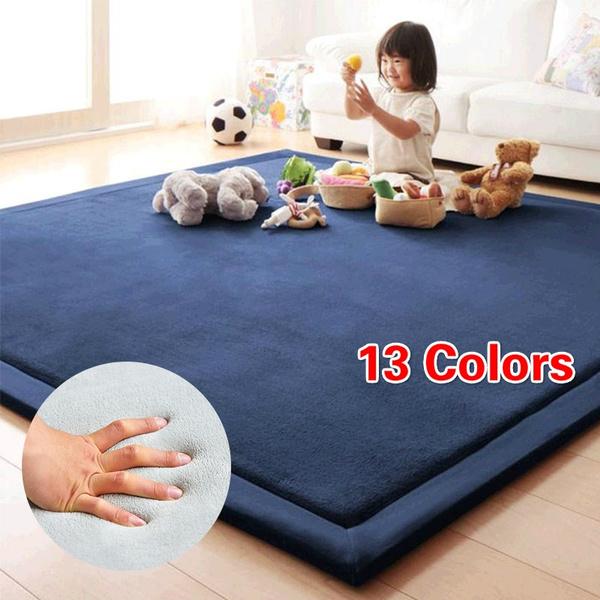 100x100cm Soft Thick C Fleece Mat