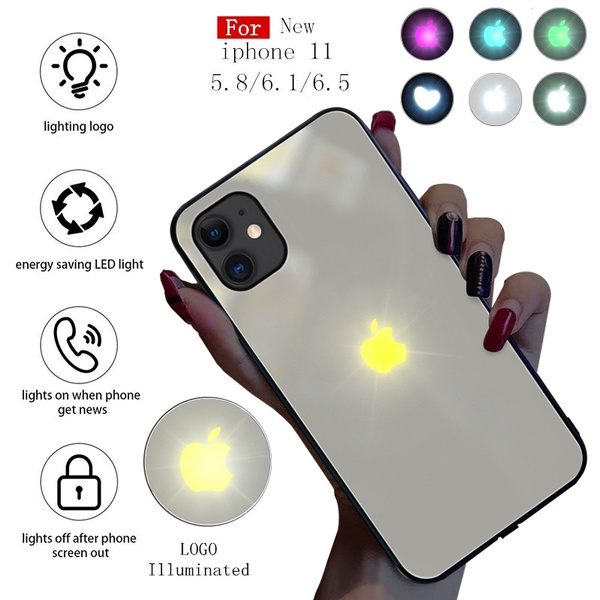 phone cover led iphone cover iphone