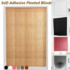 selfadhesivecurtain, homelivingroom, pleatedblind, Kitchen & Dining