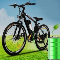 Mountain, electricbike, Bicycle, Electric