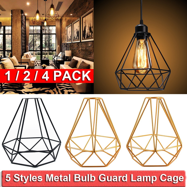 Guard Lamp Cage For Pendant Lights