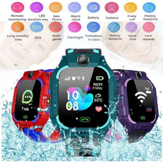 Touch Screen, Waterproof Watch, Camera, Photography