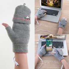 fingerlessglove, heatingglove, warmglove, Winter