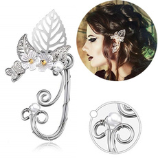 leaf, Stud Earring, Halloween, Earring