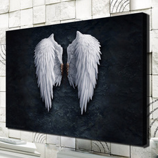 canvasprint, Wall Art, Home Decor, Angel