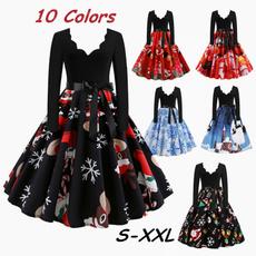 Fashion, Lace, bowknot, plus size dress