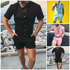 Fashion Accessory, Shorts, menjumpsuit, menscomfortablesummerwear