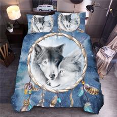 wolfbeddingqueen, wolfbedding, wolfbeddingset, houssedecouette220240