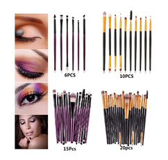 makeupbrushesamptool, Cosmetic Brush, Wool, Gel