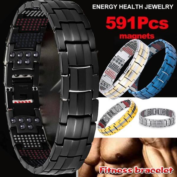 Magnet, Gifts For Men, Jewelry, Bracelet