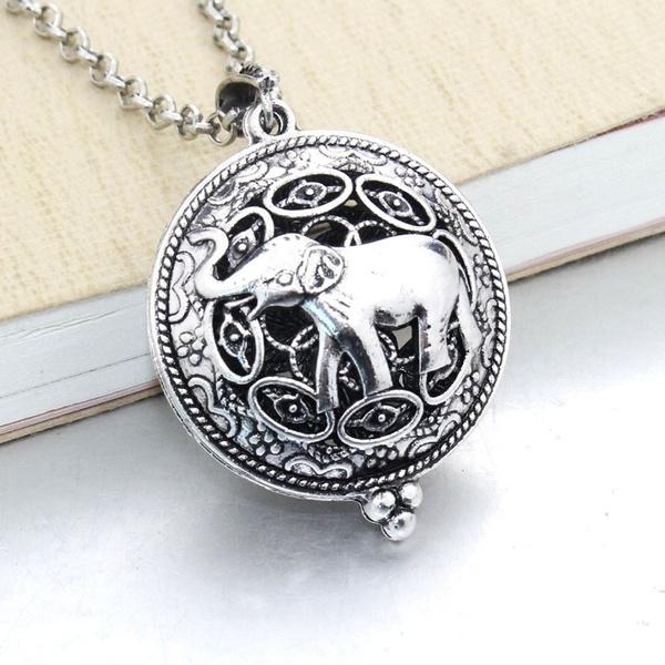 Fashion, Jewelry, perfumenecklace, 925 silver necklace