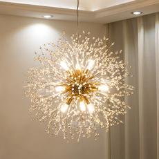 led, Home Decor, dandelionchandelier, decoration