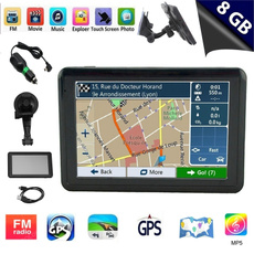 Touch Screen, Gps, Cars, gpsnavigation