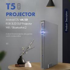 Mini, led, projector, Hdmi