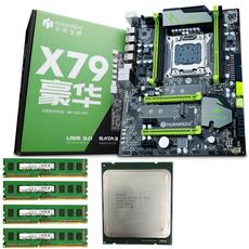 intelxeone52640, Intel, x79, motherboard