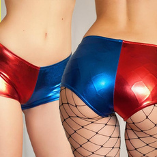 Blues, Shorts, Cosplay, Spandex