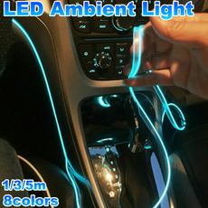 cardecor, elwire, led, lights