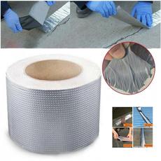 1pcs Aluminum Foil Butyl Rubber Tape Adhesive Waterproof