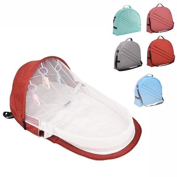 Portable Crib Baby Nest Child Supplies