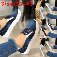 Plus Size, shoes for womens, Casual Sneakers, Womens Shoes