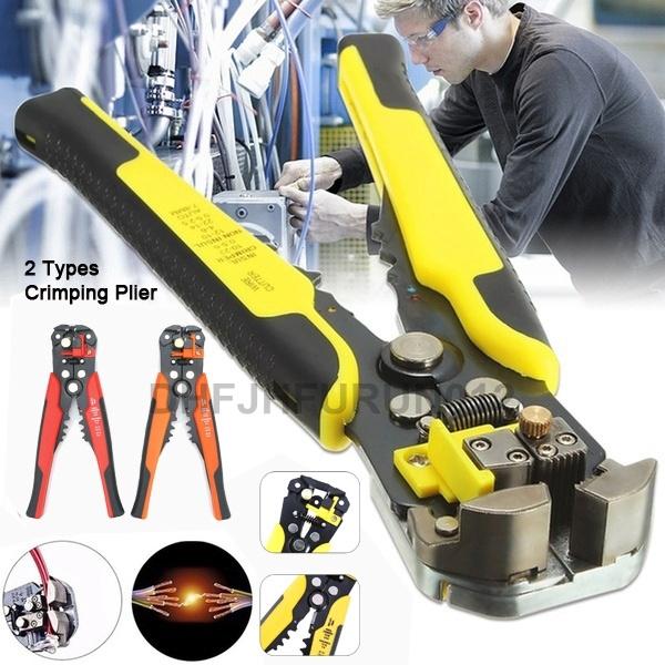 automaticwirestripper, multifunctionalplier, selfadjustingcrimper, wirecutter