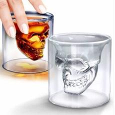 Coffee, skullmug, skull, Cup