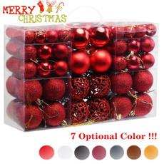 christmasdecorationsbauble, Home & Kitchen, Decoración, pineconesballsdecor
