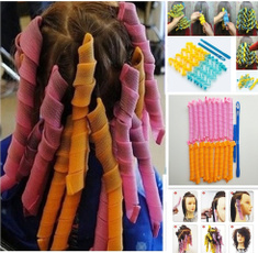 Hair Curlers, Fashion, Magic, hairstyledesign