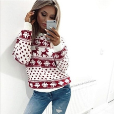 Plus Size, pullover sweater, Women's Fashion, Fashion