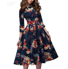 Plus Size, Dresses, fluffy skirts for women, Dress
