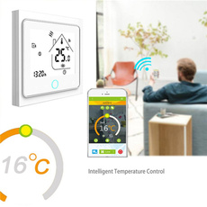 Electric, roomtemperaturecontroller, Home & Living, digtalthermostat