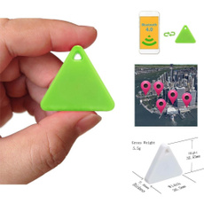 Mini, Triangles, keywalletpetchildfinder, Gps