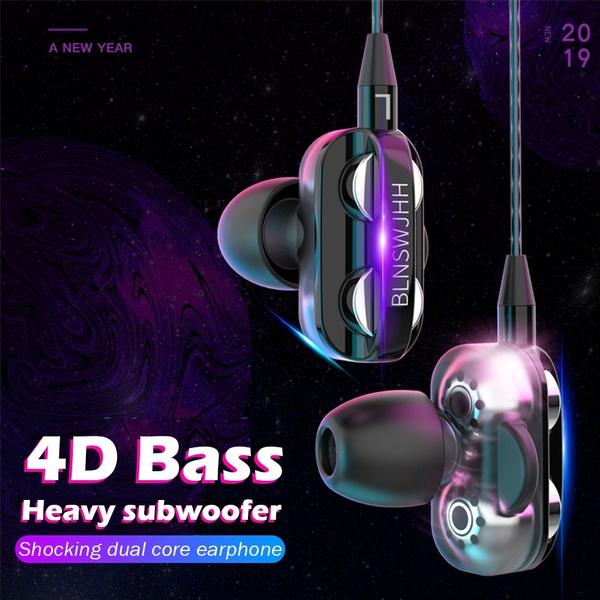 sweatproof, wiredearphone, Bass, inearstereoearphone