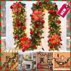 party, hangingdecor, Door, Christmas