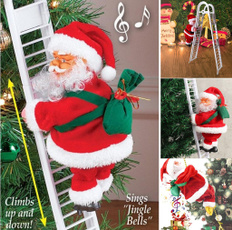 Toy, Electric, Gifts, Santa Claus