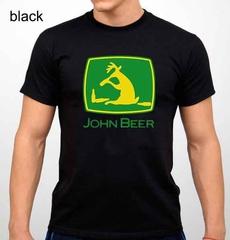 Funny, Fashion, Shirt, tractordeere