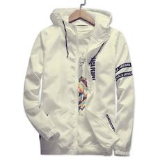 Polyester, hooded, Sleeve, Long Sleeve