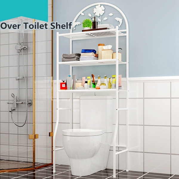 Augienb 3 Shelf Bathroom E Saver