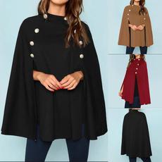 womencloak, ponchocloakcoat, Fashion, Coat